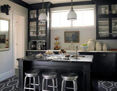 1000+ images about Kitchen on Pinterest | Built in wine rack ... : köksö svart : Kök