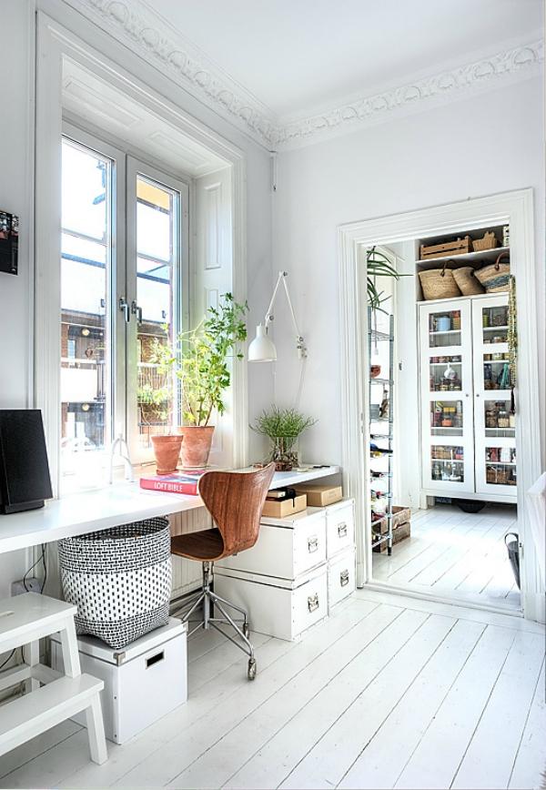 Hemmakontor for Home design inspiration blog